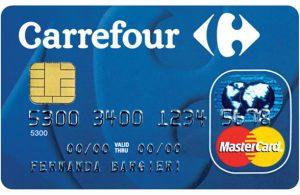 Desbloquear a senha do cartão de crédito Carrefour
