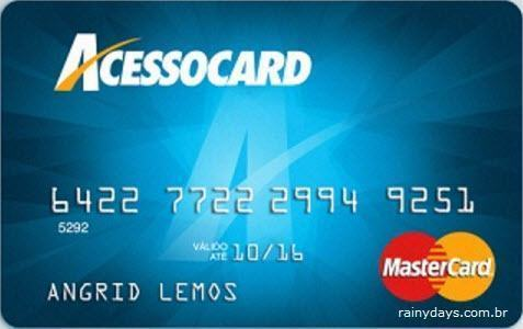 Como funciona o AcessoCard