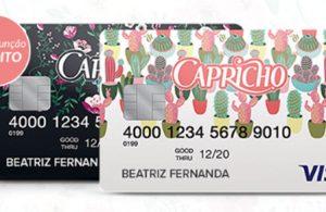 Cartão Mesada Capricho