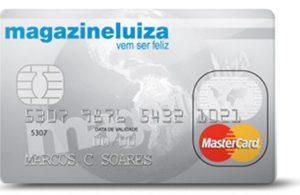 Cartão Luiza