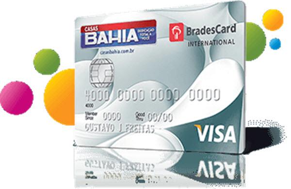 O que precisa para fazer o cartão de crédito Casas Bahia