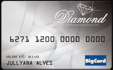 Cartão BigCard - Como fazer, 0800, aplicativo, senha