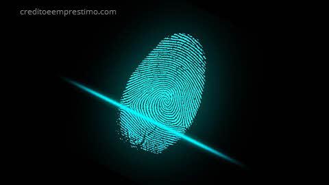 Tem como cancelar biometria do caixa eletrônico?