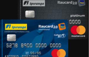 Como pedir cartão Ipiranga Itaú
