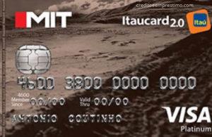 Como fazer cartão Mit Itaucard Mitsubishi Motors