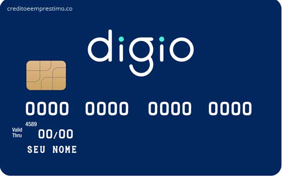 Como aumentar limite do cartão Digio Visa