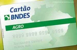 Como pedir cartão BNDES Agro