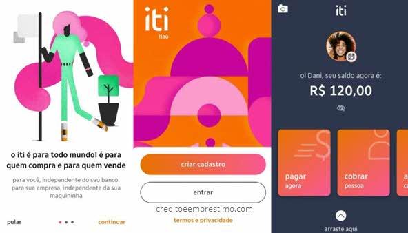 O que é o app iti do Itaú e como usar?
