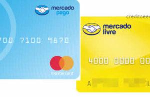 Como fazer cartão Mercado Livre Visa ou Mercado Pago Master