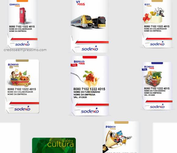 Como ver saldo Sodexo cartões alimentação refeição