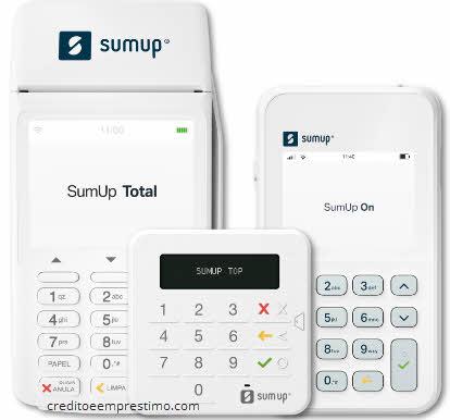Como trocar senha da máquina SumUp?