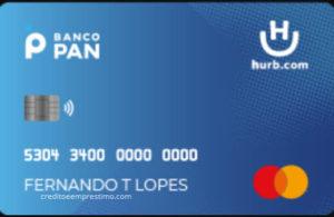 Como pedir cartão Hurb banco PAN e Hotel Hurbano