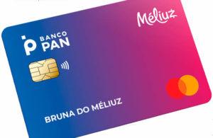 Como pedir cartão Méliuz Banco Pan