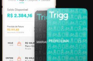 Como pedir cartão Trigg VISA