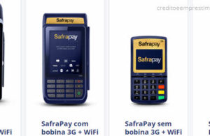 Como pedir maquininha SafraPay