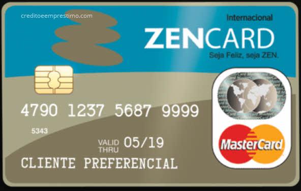 Como pedir ZenCard