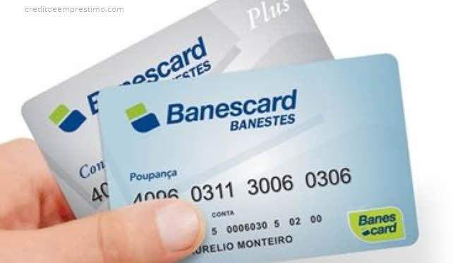Como pedir o cartão Banescard Banestes