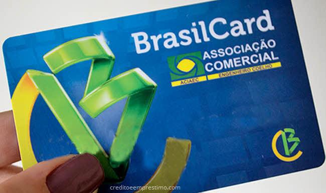 Como pedir o cartão BrasilCard