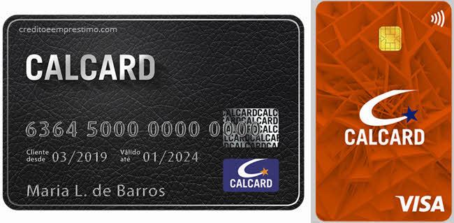 Como pedir o cartão Calcard