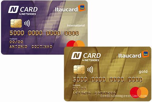 Como pedir cartão N Card da Netshoes