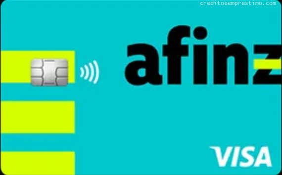 Pode pedir cartão Afinz pela internet ou telefone?