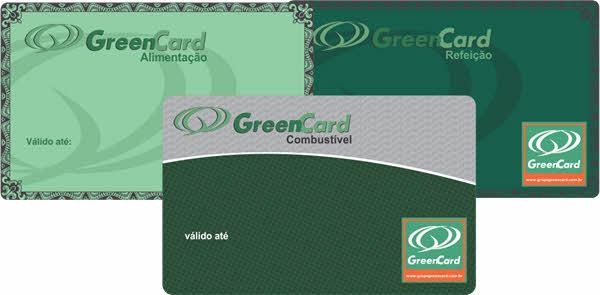 Como consultar saldo do Green Card pela internet