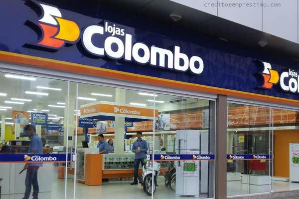 Como abrir crediário nas Lojas Colombo