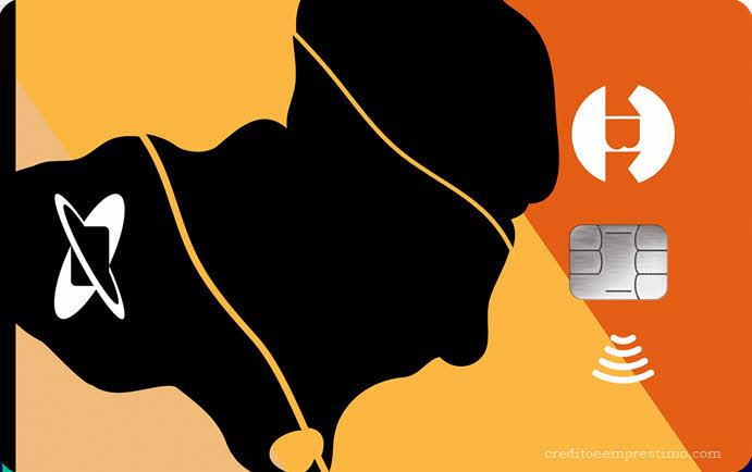 Posso pedir o cartão Movimento Black Money pela internet ou celular?